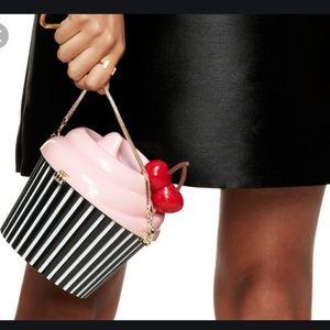 kate spade magnolia bakery cupcake purse bag nwot